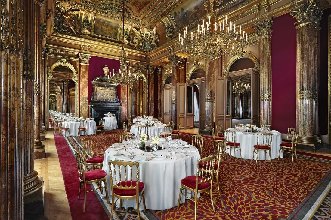 The Westin Paris Vendome meeting rooms