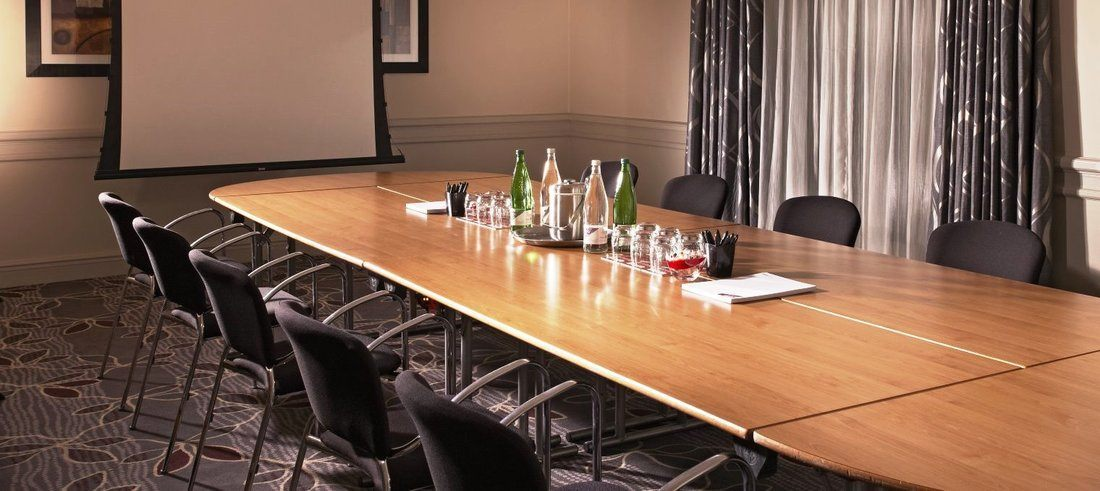 Meeting Rooms At Thistle Euston Hotel London Thistle