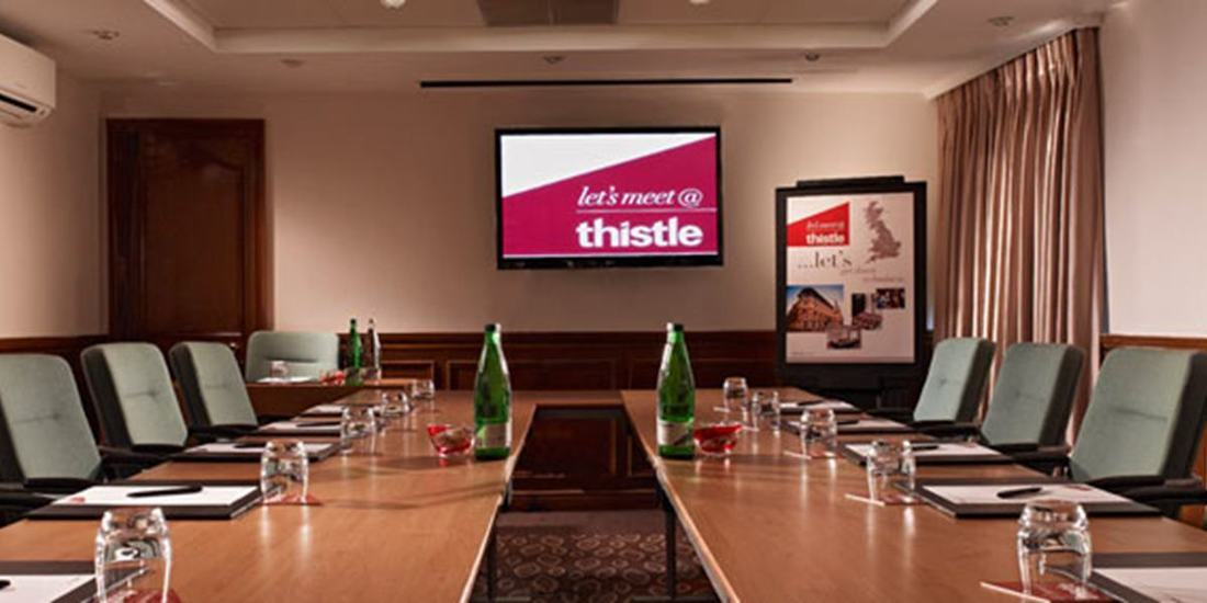 The Portland Manchester City Centre meeting rooms