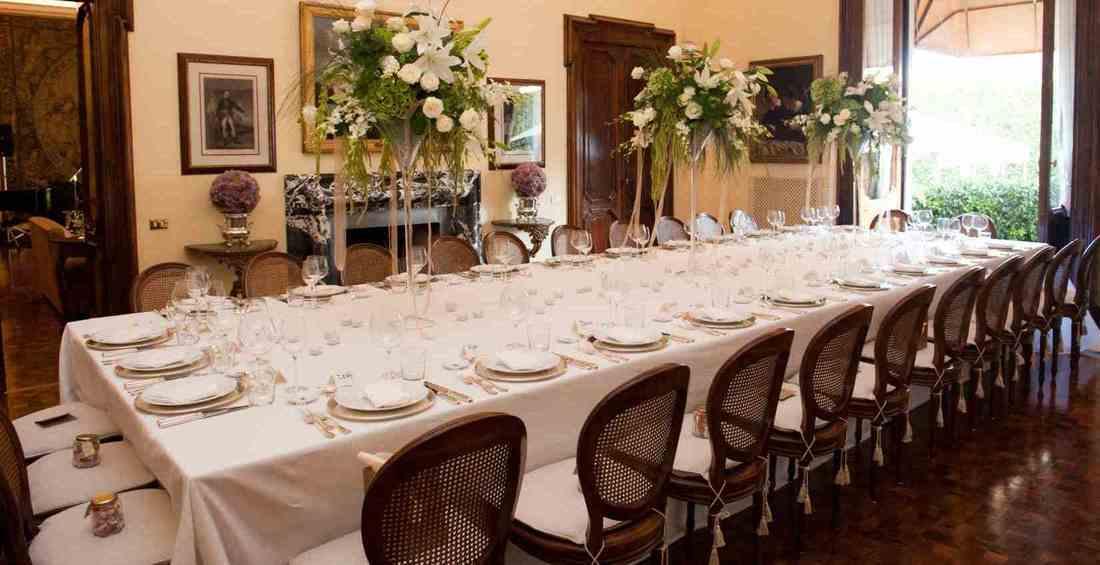 Villa Spalletti Trivelli meeting rooms