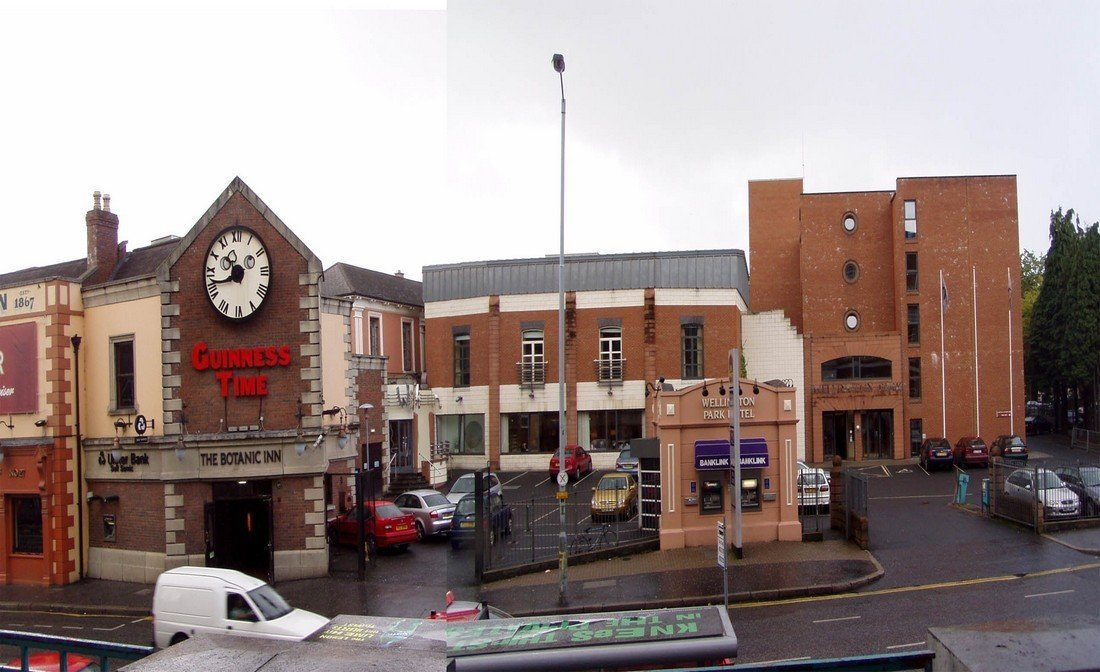 The Wellington Park Hotel Belfast