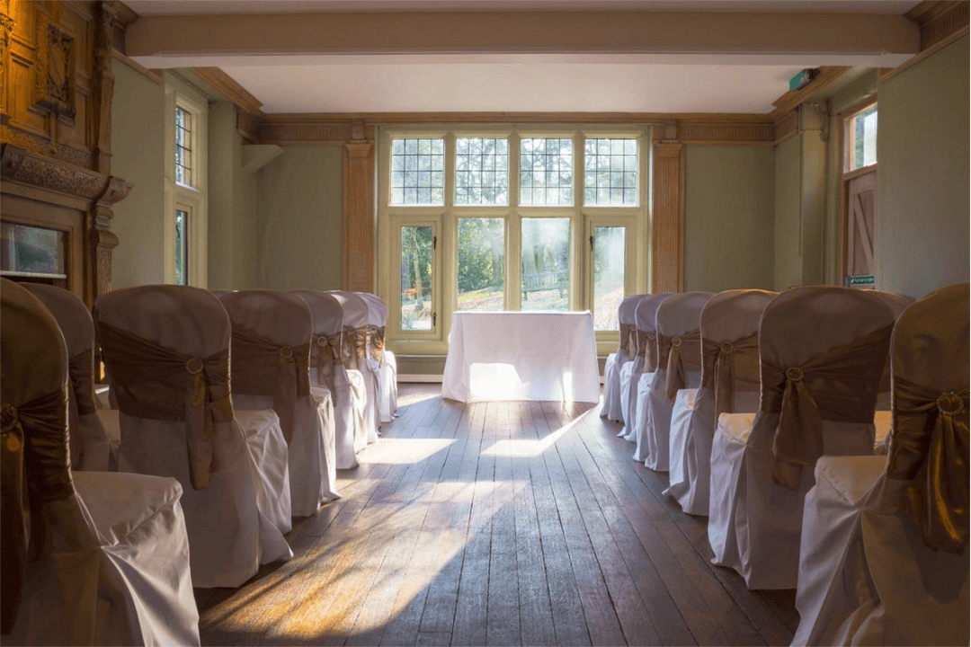Whirlowbrook Hall meeting rooms