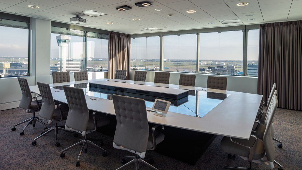 World Trade Centre Schiphol Airport meeting rooms